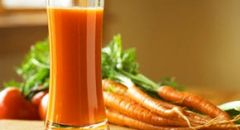 The miracle of Carrot Juice